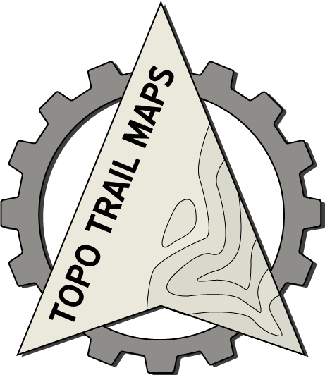 Topo Trail Maps