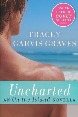 UnCharted (novella 3/5) - When twenty-three-year-old dot-com millionaire Owen Sparks walked away from his charmed life, he had one goal in mind: get as far away as possible from the people who resented his success, or had their hand out for a piece of it. A remote uncharted island halfway around the world seemed like a perfectly logical place to get away from it all. Calia Reed wasn't part of Owen's plans. The beautiful British girl - on holiday in the Maldives with her brother, James - made Owen wonder if getting away from it all might be a lot more enjoyable with a carefree girl who didn't know anything about the life he left behind. But Owen had no idea how much his carefully detailed plans would go awry. Nor did he realize that a decision he made would have such a catastrophic effect on two passengers who boarded a plane in Chicago. And when Owen shows up at Anna and T.J.'s door with an incredible story to tell, everyone involved will learn just how much their lives are intertwined.Whenever i finish a love story, I always wish for a sequel. When i saw Tracey Garvis Graves wrote a novella to accompany On the Island, i was thrilled. This short story won't leave you disappointed and it's a must read to follow-up On the Island.