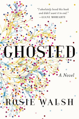 Ghosted (Light Fiction 1/5) - Reading this book gave me a major pit… The girl in the book (Sarah) is absolutely nuts. Also, all of the women in the book are quite overdramatic. DNF'd at 66%.