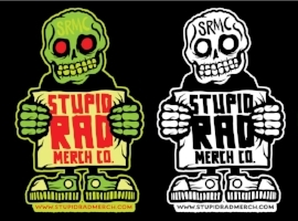 STUPID RAD MERCH CO