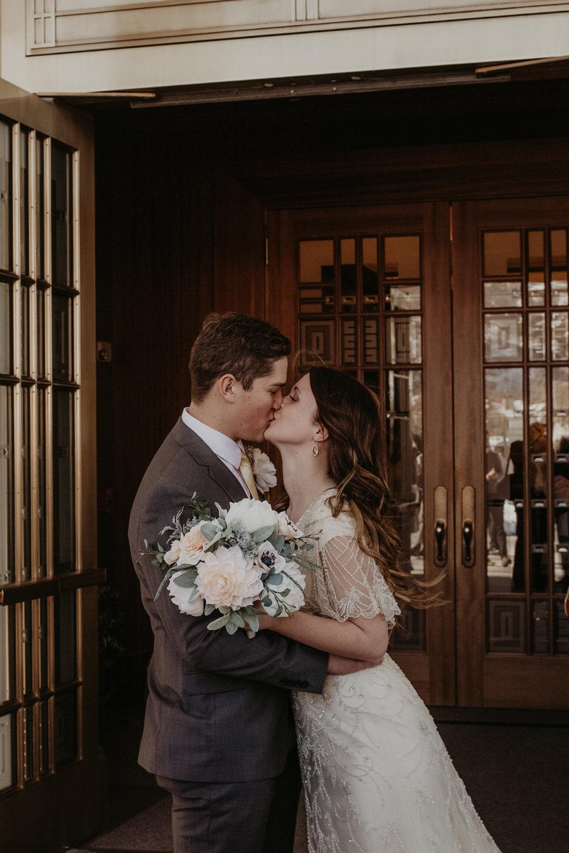 Lynzie + Tevan Utah Wedding