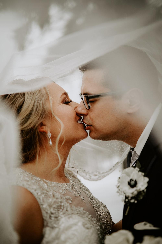 Kylie + Ryan Winter Wedding