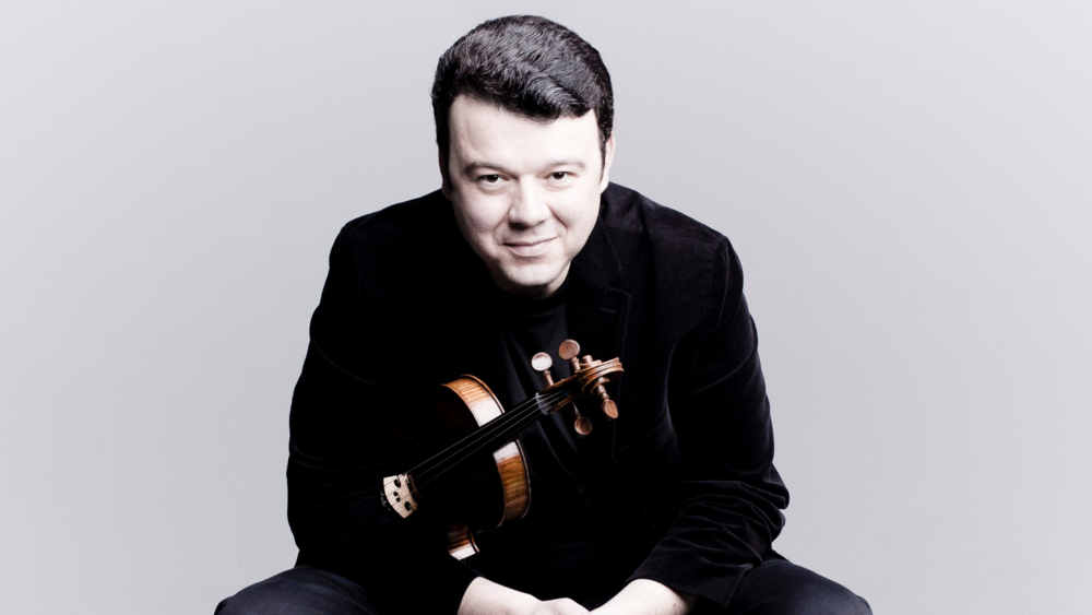 Vadim Gluzman. Photo credit: Morco Borggreve