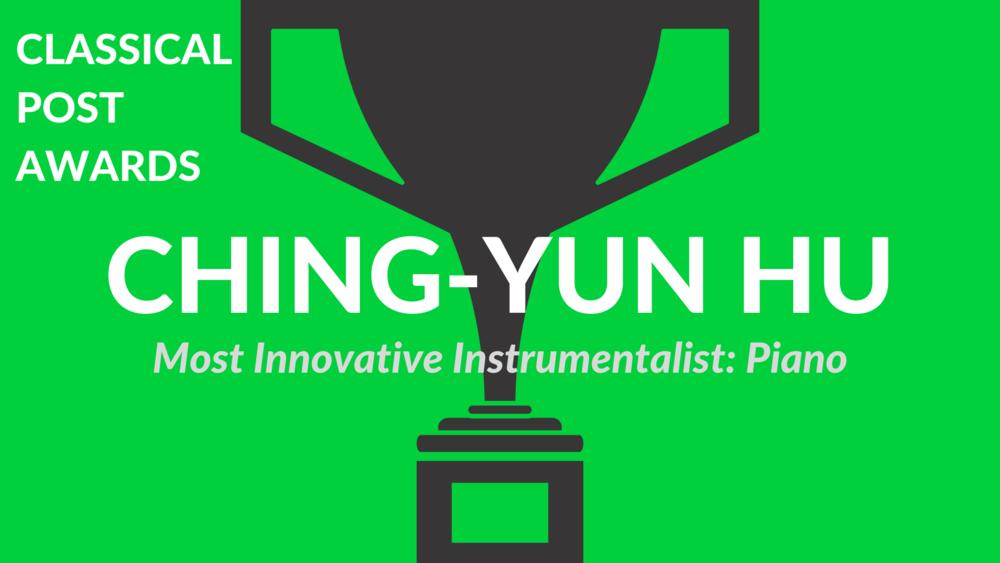 Classical Post Awards 2018 Ching-Yun Hu
