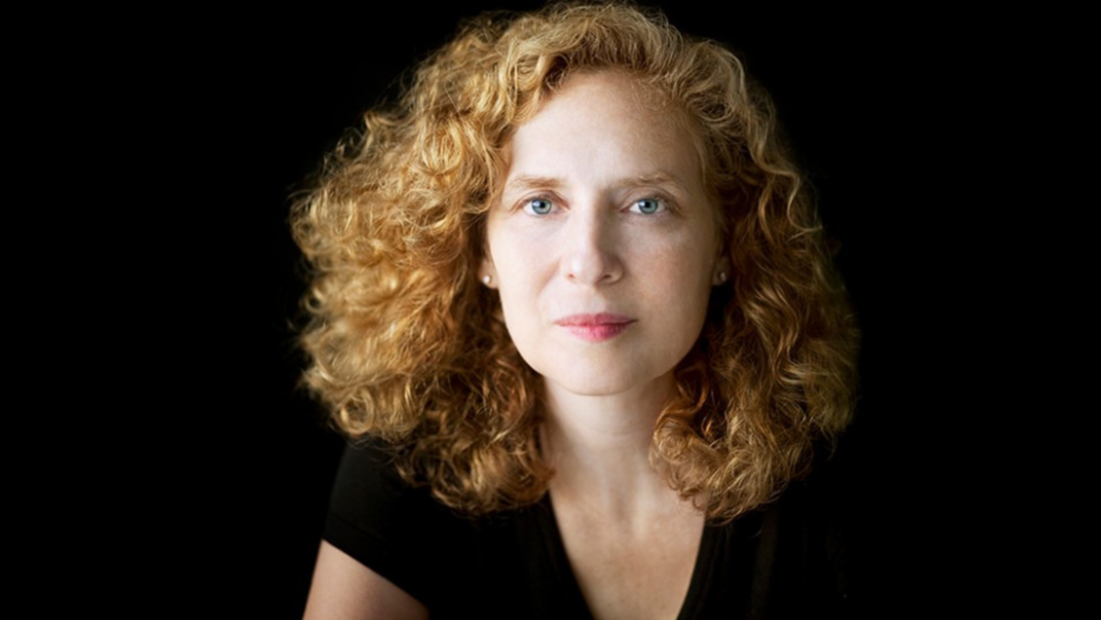 Julia Wolfe. New York Philharmonic will premiere her  Fire in my Mouth  on January 24-26. Photo credit: Peter Serling.