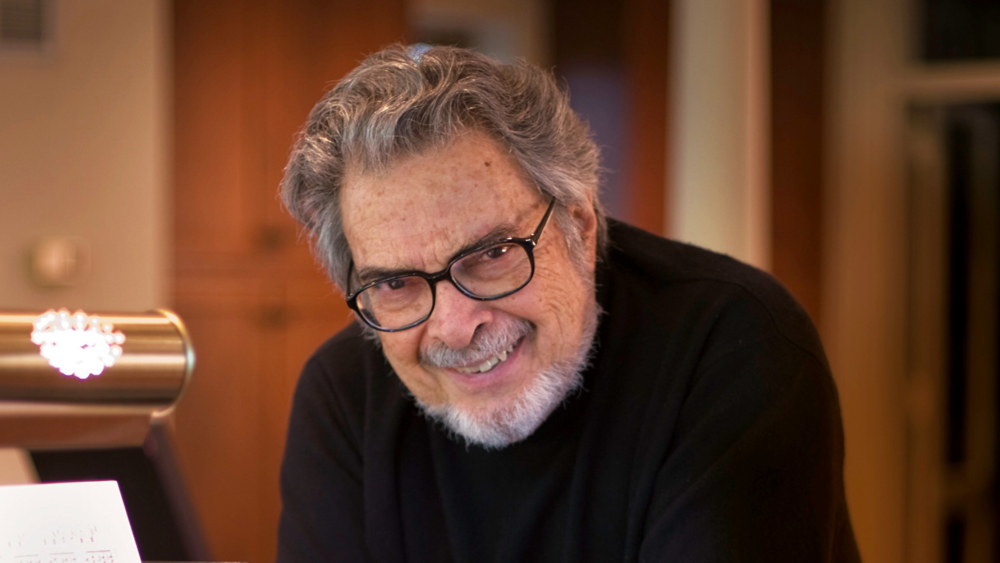 Leon Fleisher. Photo credit: Chris Hartlove