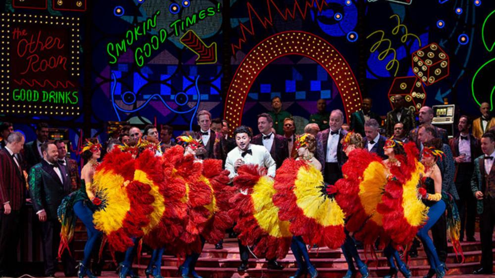 Metropolitan Opera House:  Rigoletto
