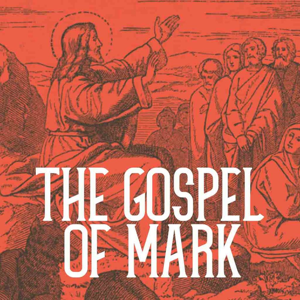 The Gospel of Mark sermon series graphic and church media.jpg
