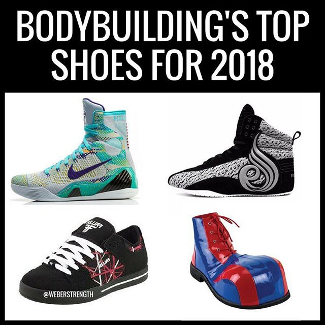 Seriously though... are @ryderwear shoes the ugliest goddamn shoes ever made in the history of shoes?  It's gone too far... I mean pretty soon they're probably going to start calling this beauty pageant a sport... . . . . . . . . . #clownshoes #bodybuildingmotivation #bodybuilder #bodybuildinglife #bodybuilding #olympia2018 #ifbbbikinipro #ifbbpro #npcbikini #npcfigure #npc #npcbodybuilding #ifbbbodybuilding #oddosangels #teamedge #lebronjames #ryderwear #ryderwearshoes #