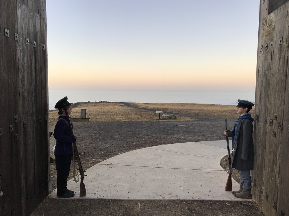 Fort Ross, October 20 -21