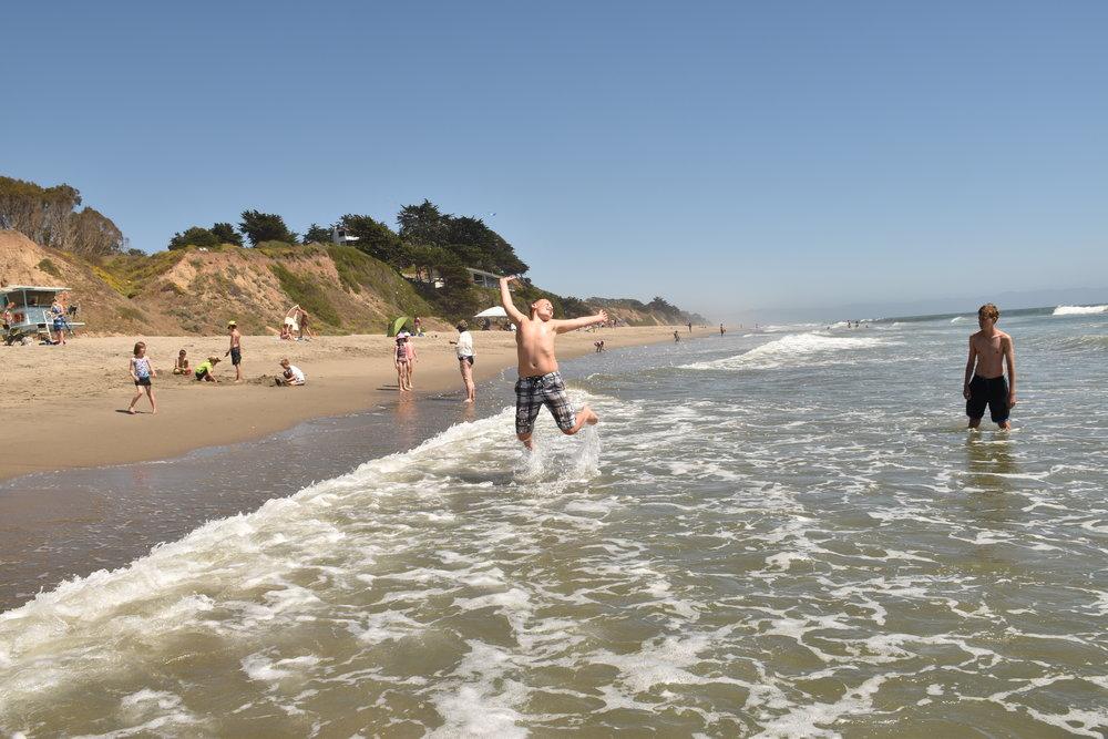 Santa Cruz, June 14 - 27