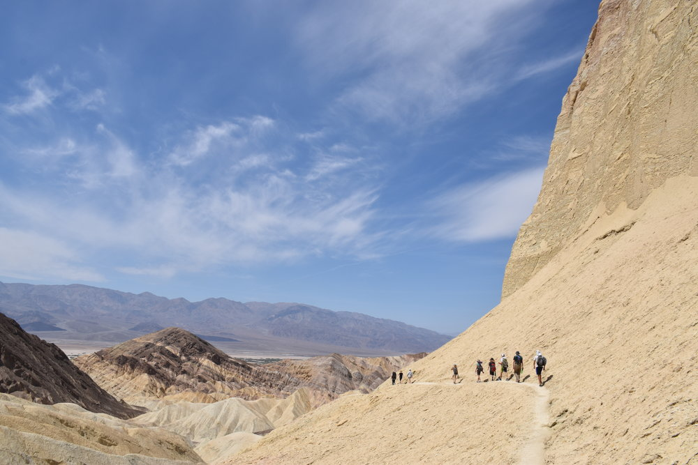 Death Valley National Park, April 2 - 7