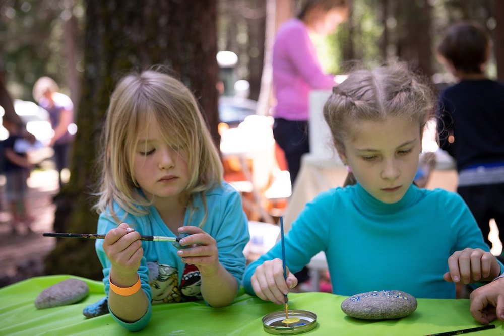 Family Camping, May 25-28