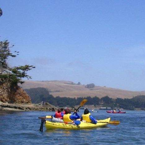 Tomales Bay Kayaking - July 15 - 19