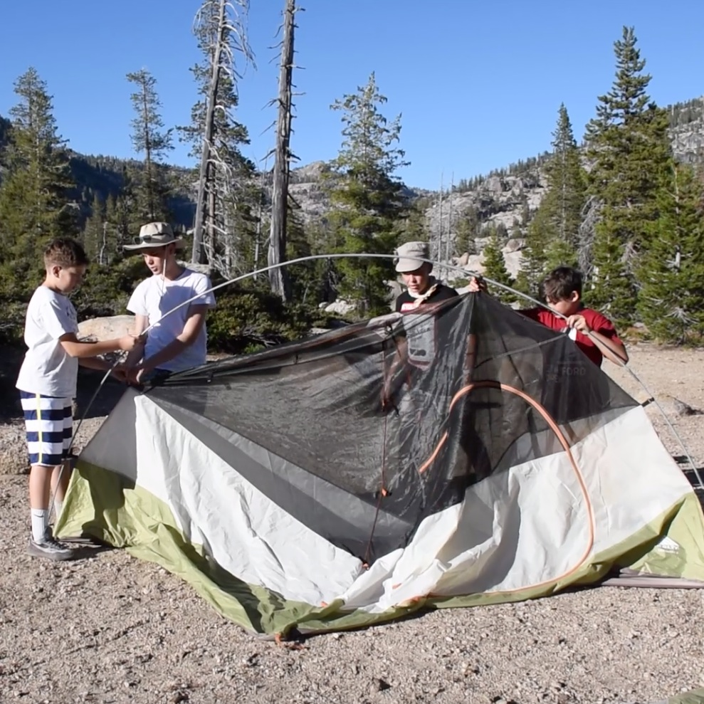 Trinity Alps Backpacking - July 22 - 26