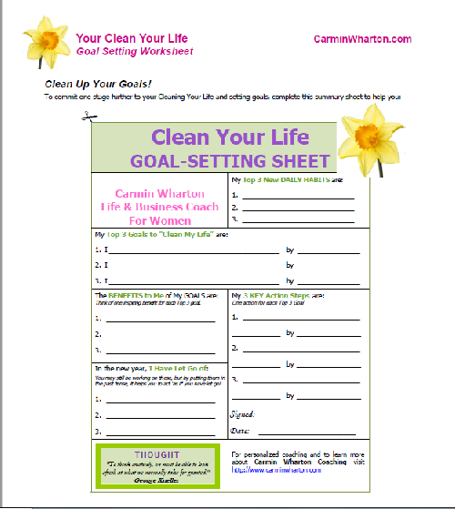 Clean Your Life Sheet.png