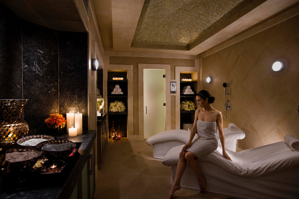 The Ritual Suite at Spa Montage, Beverly Hills.