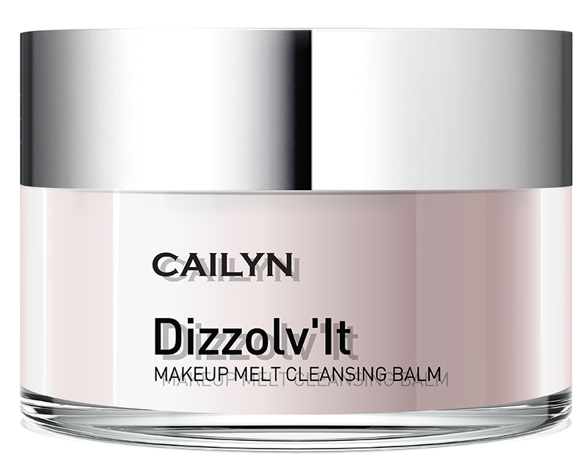 Cailyn Cosmetics Dizzolv' It Make Up Cleansing Balm. Image courtesy of Cailyn Cosmetics.