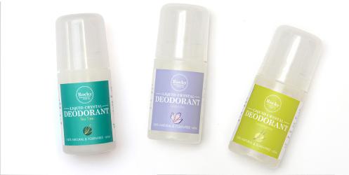 Rocky Mountain Soap Deodorants, courtesy of Rock Mountain Soap Company