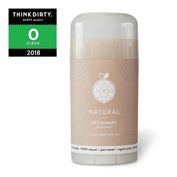 Natural Deodorant, courtesy of Jusu Body