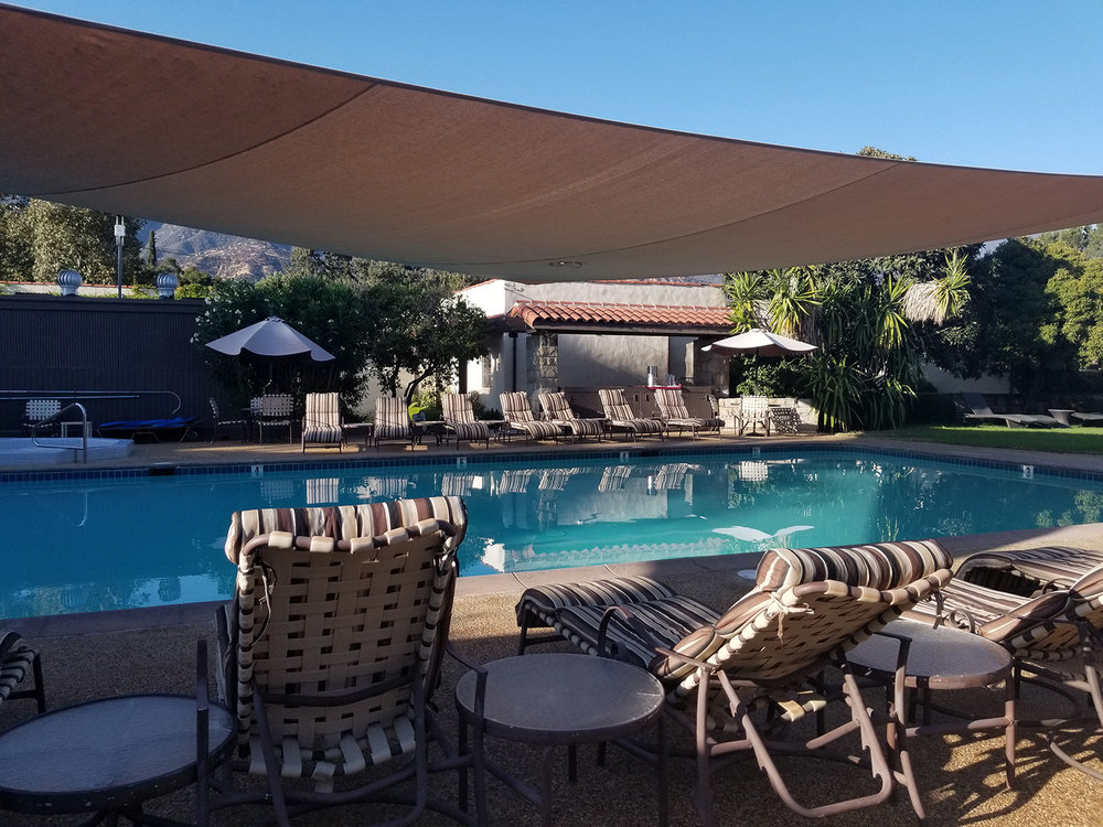 The Oaks at Ojai pool