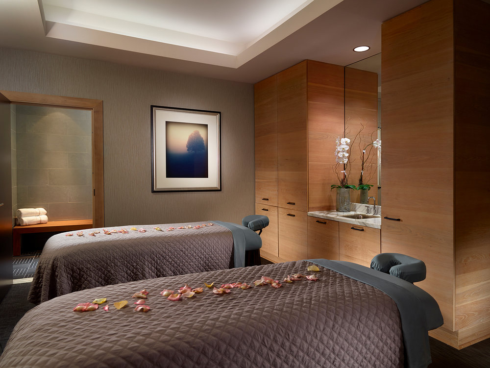 Couples Suite at the Mokara spa in Nashville