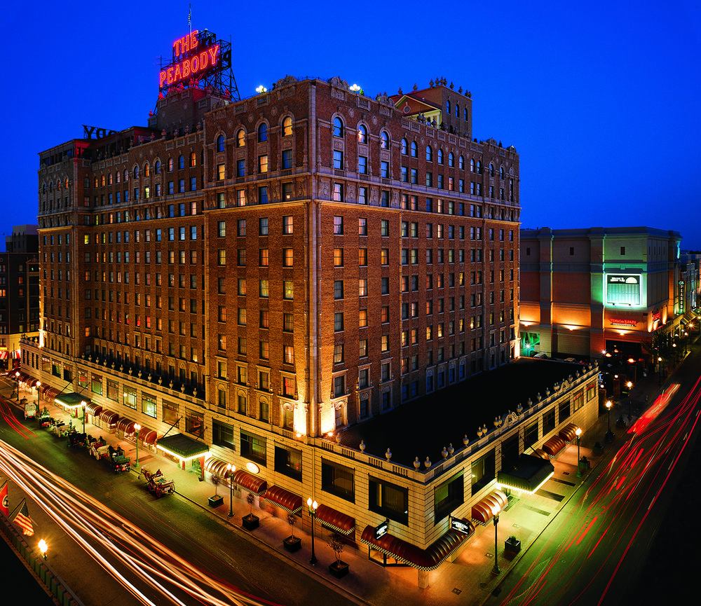 The Peabody Memphis dates back to 1869.