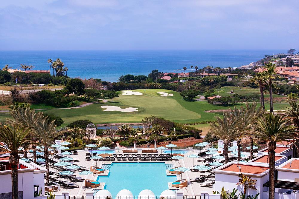 Monarch Beach Resort in Dana Point, California.
