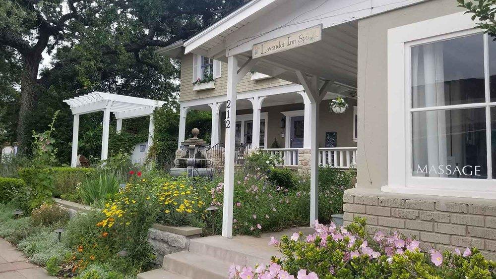 The Lavender Inn Spa, Ojai.