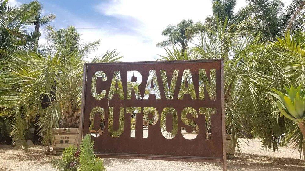 Caravan Outpost, Ojai.