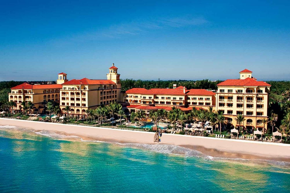 Eau Palm Beach Resort & Spa, courtesy of Discover The Palm Beaches. [Image courtesy of Discover The Palm Beaches].