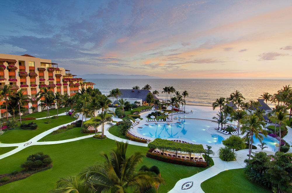 Grand Velas Riviera Nayarit Resort.