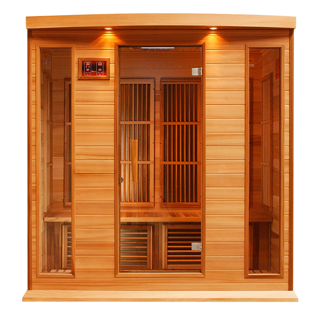 The spa also offers Infrared Heat Sauna treatments that help the body detox and increase circulation without all of the hot air.
