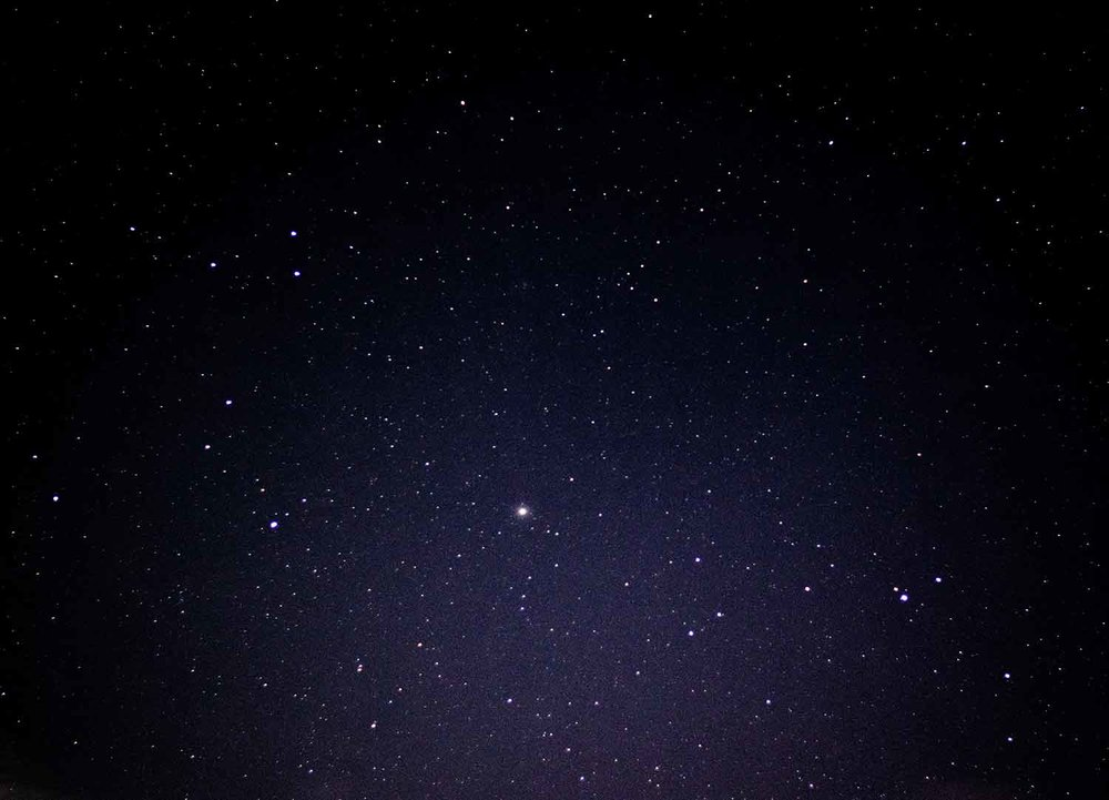 Talk story under the stars with Kala Baybayan Tanaka.