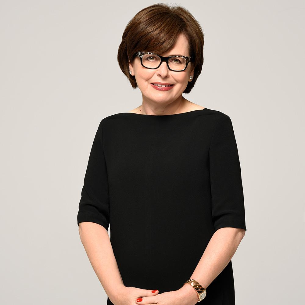 OPI Co-Founder Suzi Weiss-Fischmann.