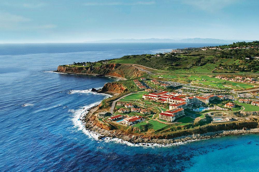 Terranea Resort is a premier oceanfront retreat in Rancho Palos Verdes, California.