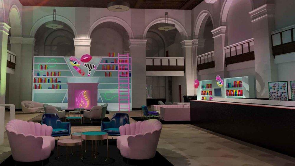 SEPHORiA Living Room