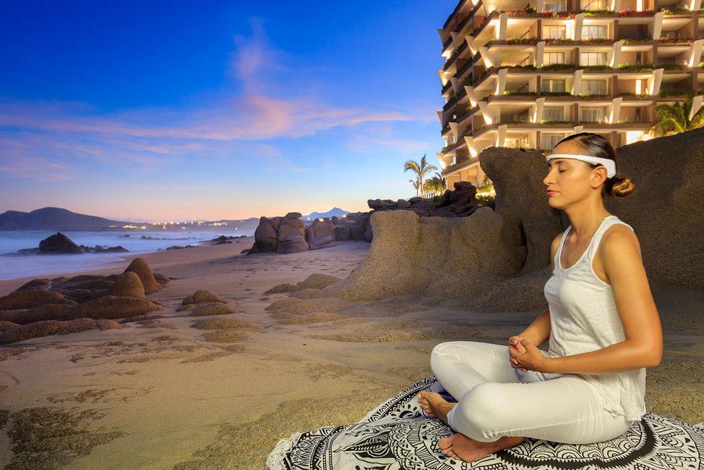 MUSE headbands translate mental activity to make meditation easy.