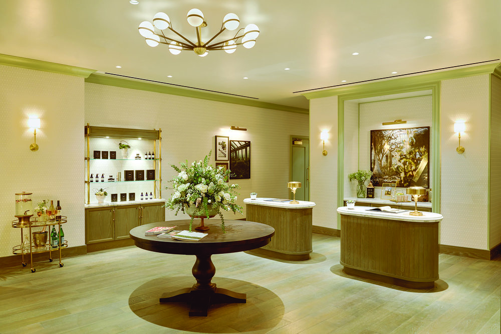Spa Profile The Spa Salon At Park Mgm The Spa Insider