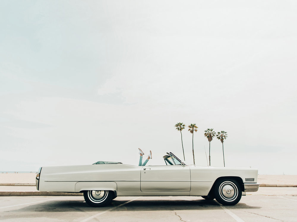 Autograph Collection Hotels' road trip package provides travelers the opportunity to rent one-of-a-kind vintage cars.