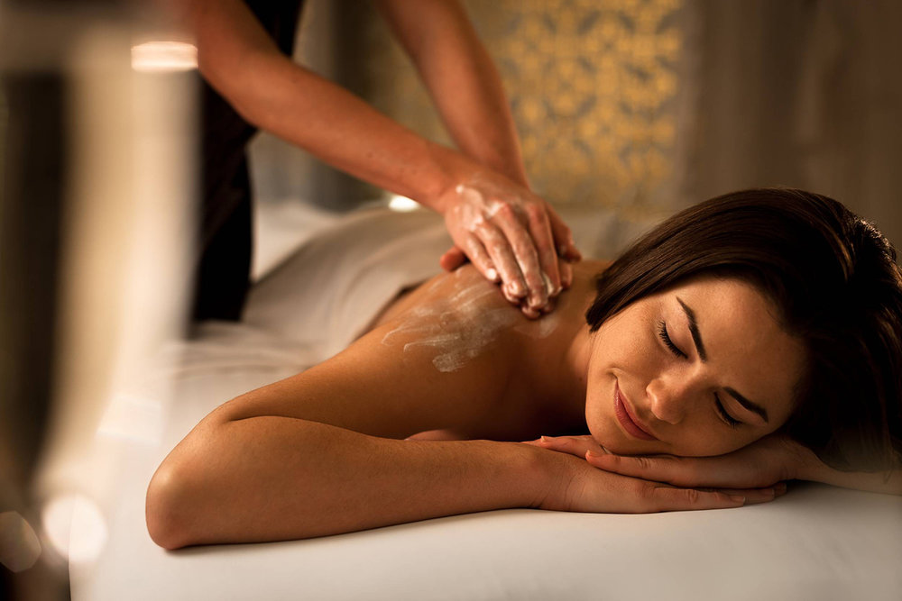 CBD treatments are increasing in popularity at hotel spas.