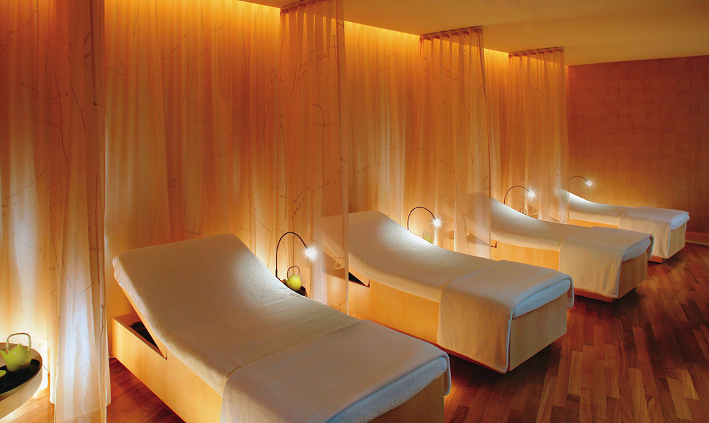 The Zen Room at Mandarin Oriental, Washington DC.