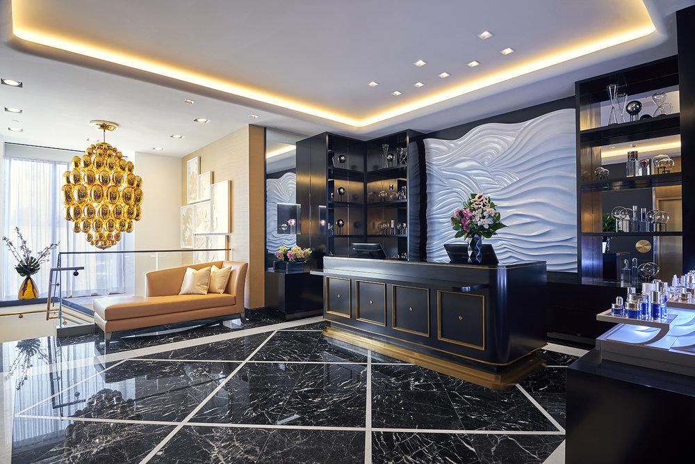 The Waldorf Astoria Beverly Hills.