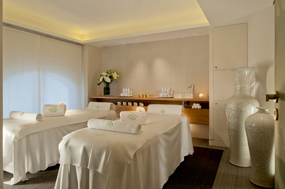 Spa Valmont at Le Meurice in Paris.