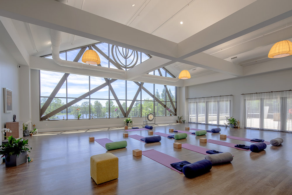 YO1 Wellness Center offers yoga classes, acupuncture, and more.