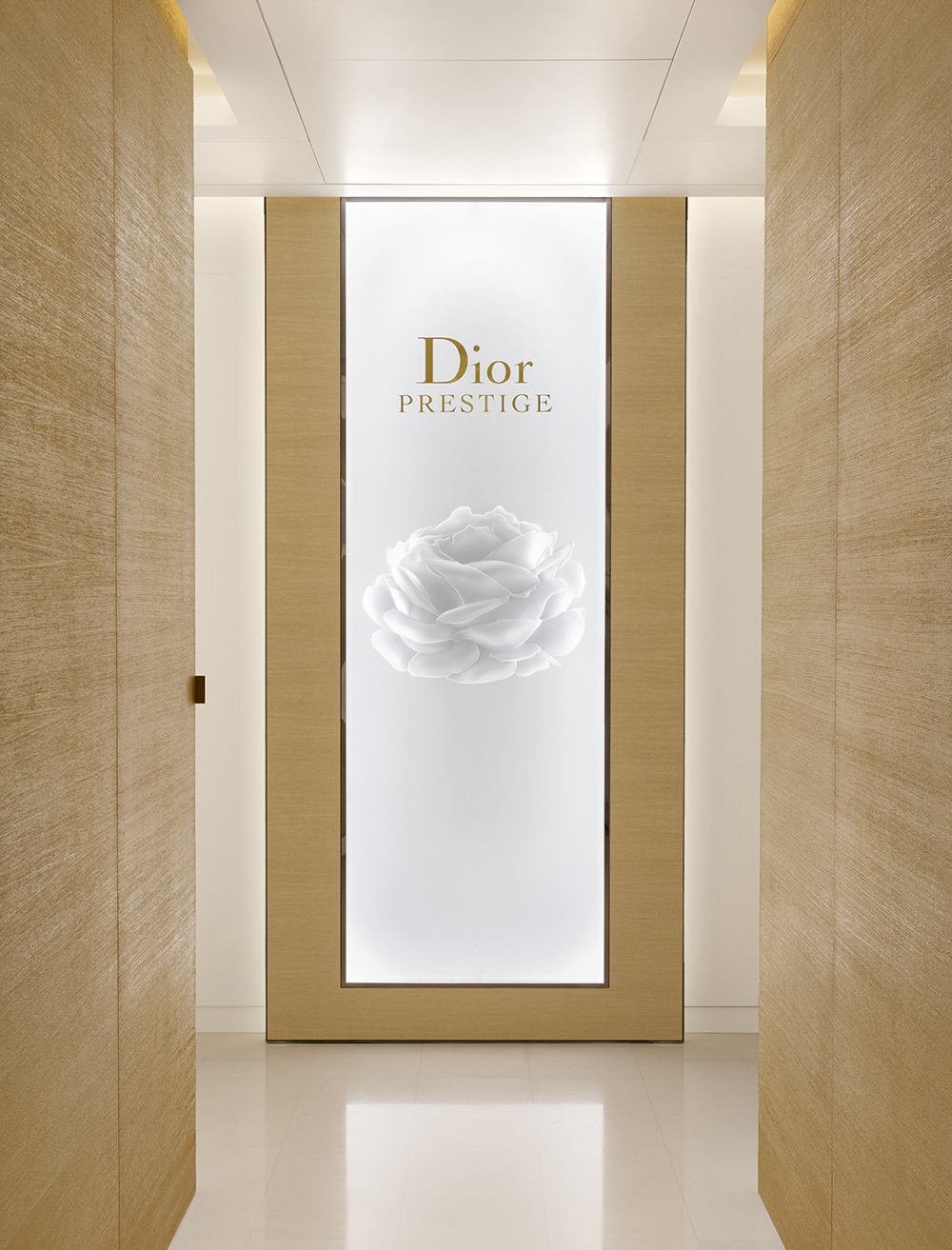 Dior Institut in Paris was created by Christian Dior and Hôtel Plaza Athénée in 2008.