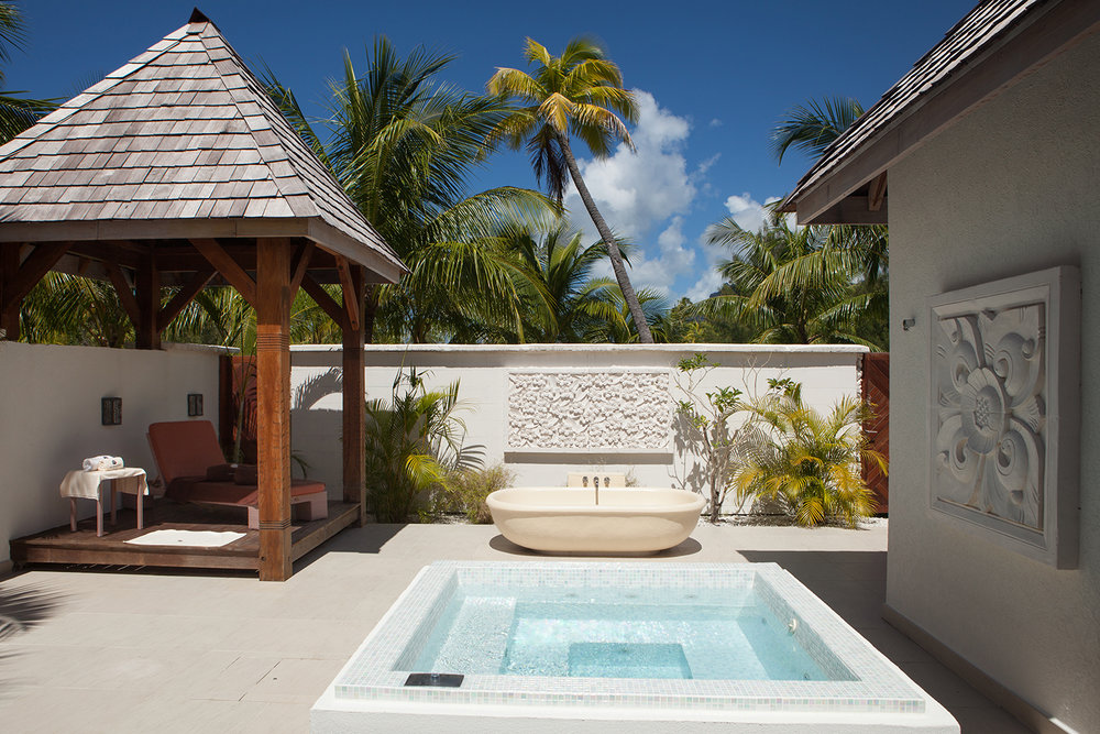 The Spa offers a selection of Polynesia, Asian and Clarins Touch Treatments.