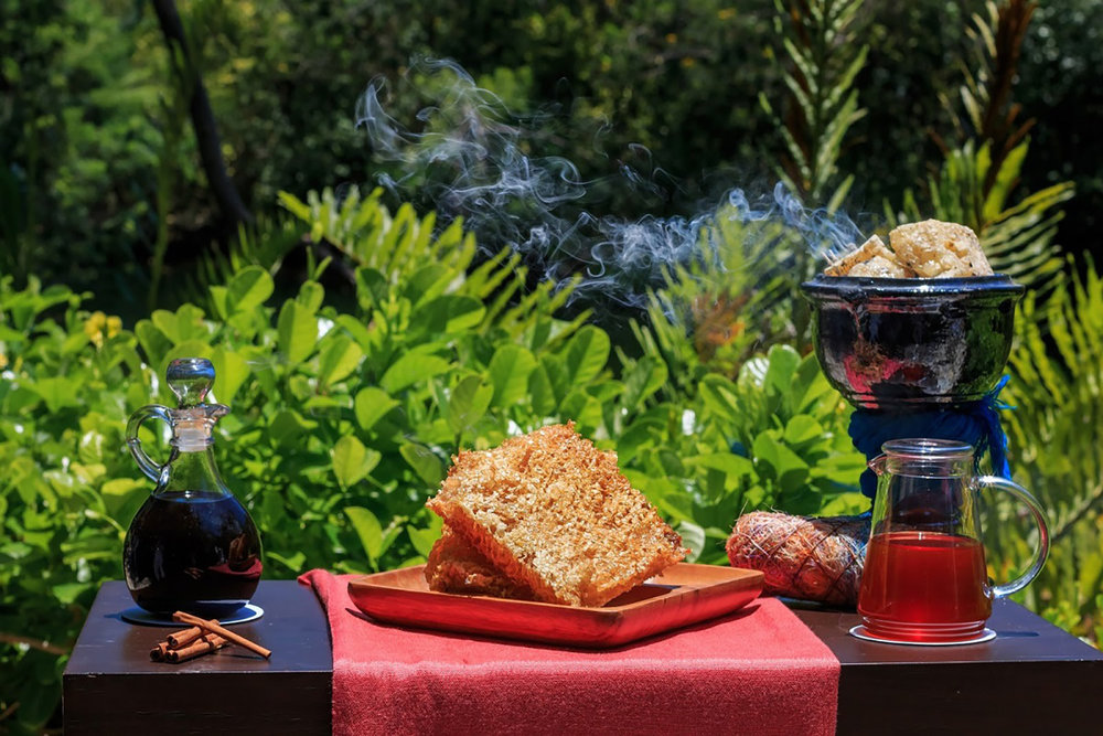 The resort has incorporated new spa experiences utilizing honey from the Yucatan Peninsula.