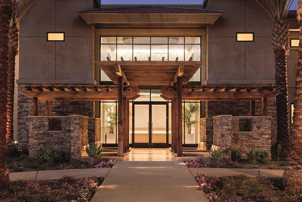 The Ritz Carlton Spa, Rancho Mirage