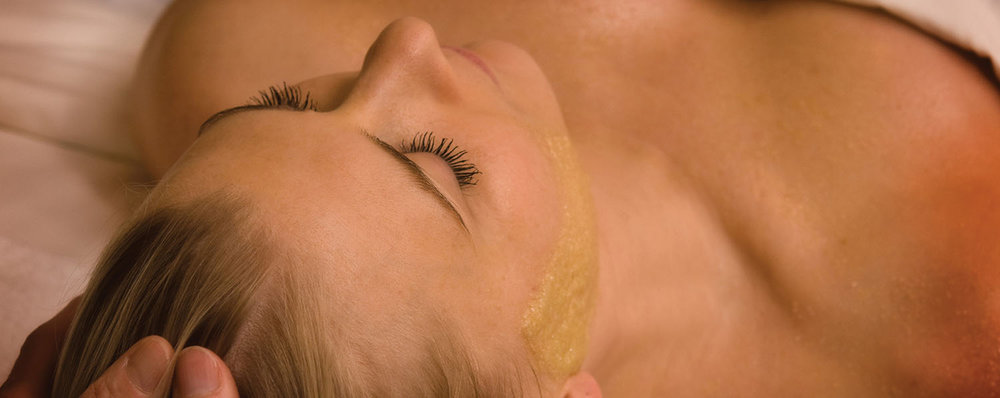 The Pinnacle Facial is one of the Spa's signature treatments.